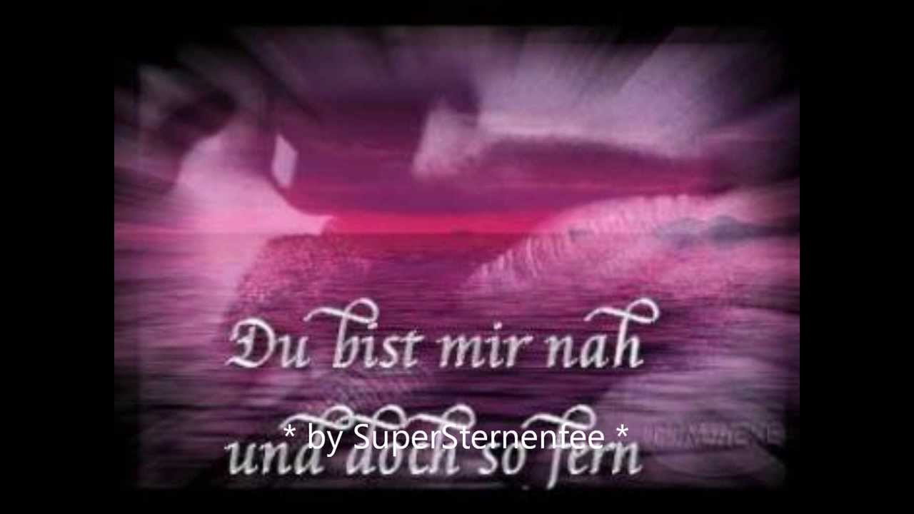 ♥ Deine Liebe aus der Ferne - Uta Brescan ♥ - YouTube