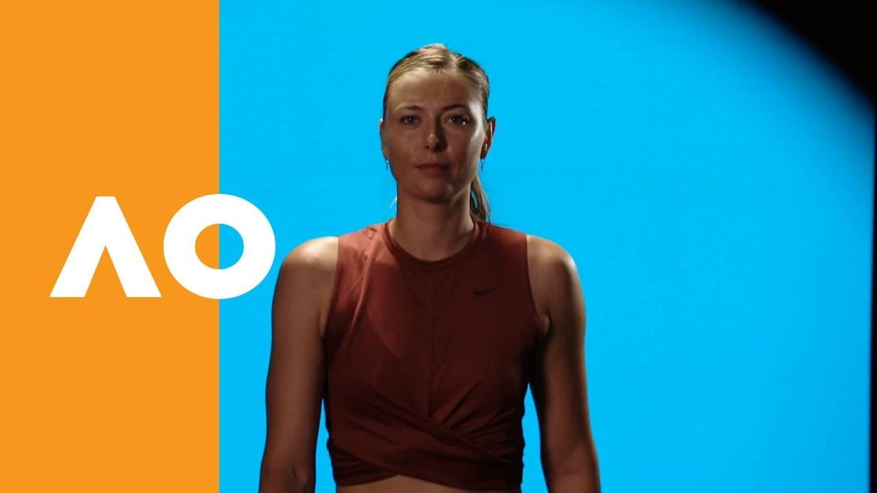 Sharapova on winning, losing and personal growth over the years | Australian Open 2019