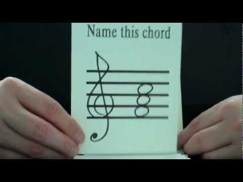 Flashcards Part 5 Chords
