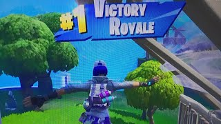 """Fortnite gameplay with the *NEW* """"TILTED TEKNIQUE"""" skin"""