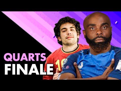 INCROYABLES QUARTS DE FINALE (Coupe du Monde du Rap)