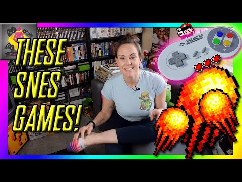 10 SNES Games YOU Must Own **NOW** - SNES Games Buying Guide