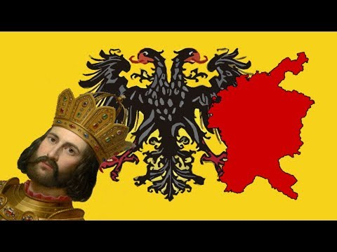 The Holy Roman Empire-A Confusing Concept of Craziness