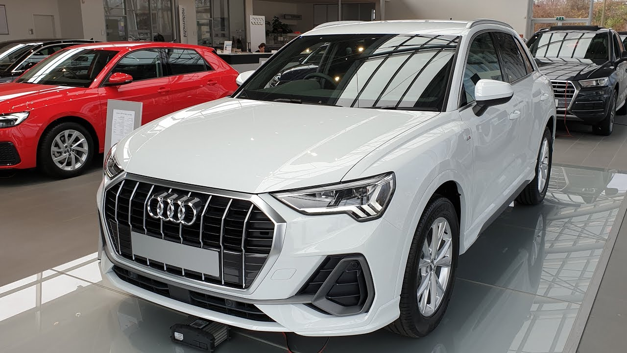 2019 audi q3 s line 35 tfsi s tronic youtube. Black Bedroom Furniture Sets. Home Design Ideas