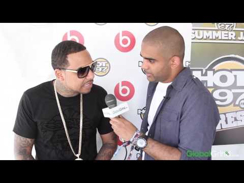 Chinx Talks About Recording