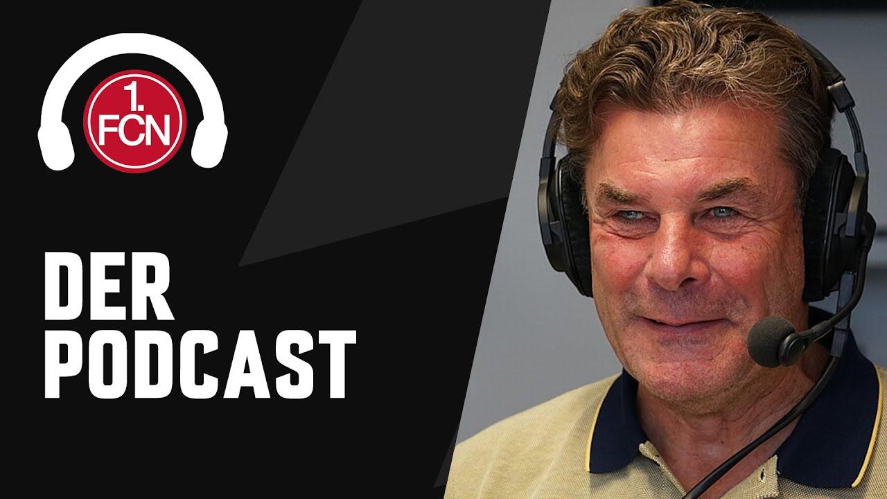 Download Dieter Hecking: Der neue Sportvorstand des FCN - Der Club-Podcast