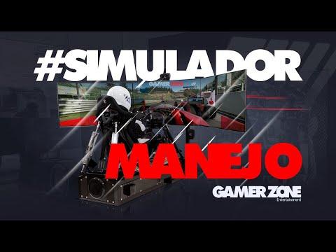 SIMULADOR FORMULA E | MEXICO | GAMER ZONE