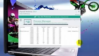 Diyusof Antivirus 2014  4.0.0.14