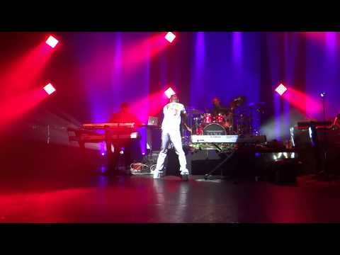 "Ginuwine ""Pony"" live Paris Olympia Concert TGT 31/03/2014"