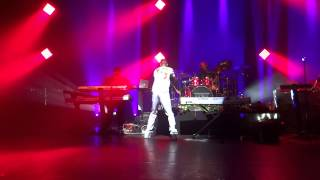 "Ginuwine ""Pony"" live Paris Olympia Concert TGT 31/03/2014"