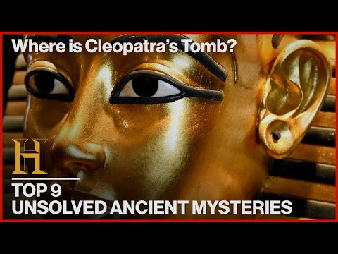 9 GREATEST UNSOLVED MYSTERIES OF ANCIENT HISTORY | History Countdown
