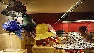 Il cappello tra arte e stravaganza