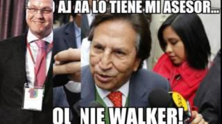 Alejandro Toledo  PRÓFUGO (JINGLE)