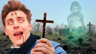 24 часа на Кладбище с Владом А4