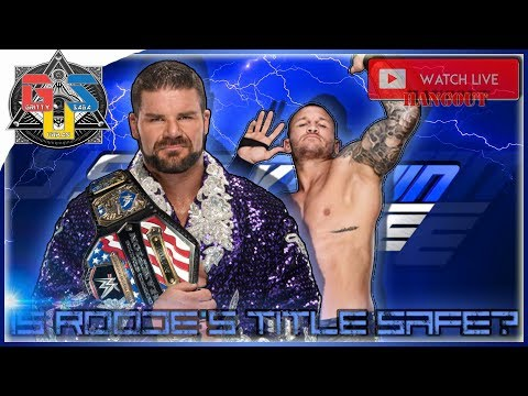 WWE SMACKDOWN Live Stream Full Show February 20th 2018 REACTION + Hangout HD LIVE WATCH PARTY