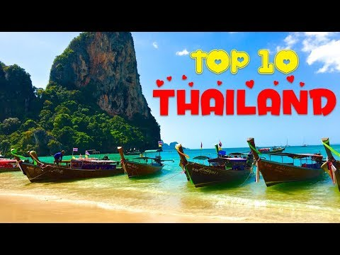 10 Best Places to Visit in Thailand   Cheap Flights to Thailand Bangkok