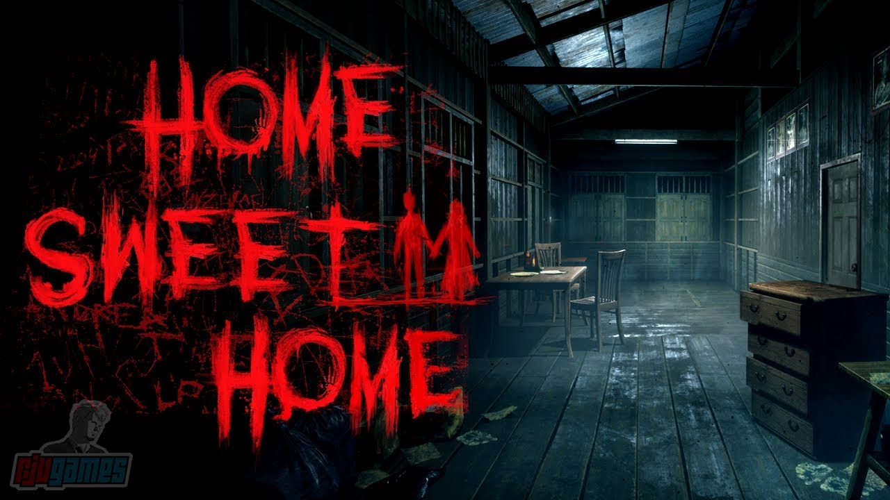 Home Sweet Home Part 2 Thai Indie Horror Game Let S Play Pc