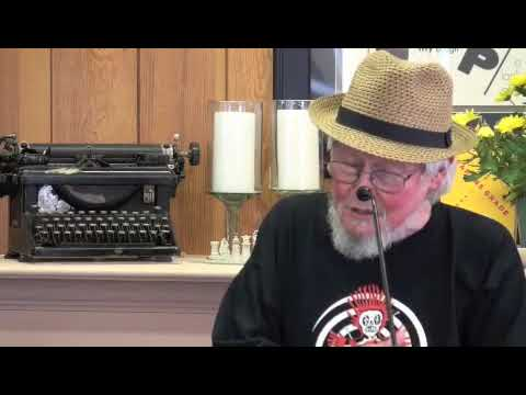 "Writers Center DC David Meltzer ""Old Reds"""