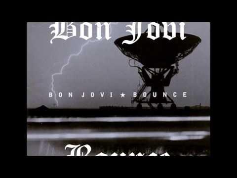 Bon Jovi - Bounce - Lyrics