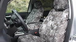 Kryptek Raid Seat Covers 2017 Toyota Tundra