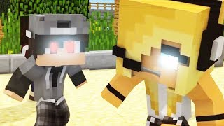 Best of Hacker vs Psycho Girl Songs (Top Minecraft Songs)
