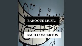 Harpsichord Concerto No. 3 in D Major, BWV 1054: I. Allegro