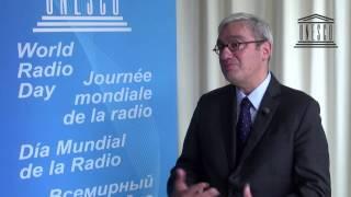 Всемирный день радио: Эммануэль Уг