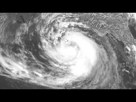 """Hurricane Isaac from GOES-14 """"Super Rapid Scan"""""""