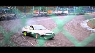 Drift Otoñal En El Circuito De Ebisu