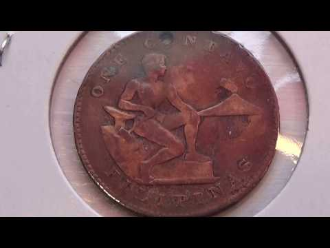 Miss Spelled Old 1944 Pilipinas Coin