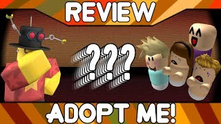 Adopt Me! [ROBLOX Game Review]
