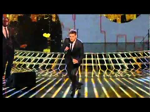 MICHAEL BUBLE-HOLLYWOOD-LIVE