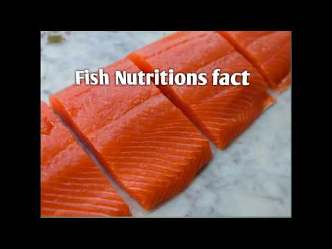 Fish Nutrition Facts