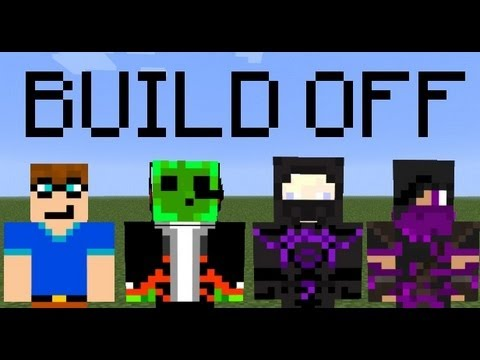 Minecraft Build off - Ships