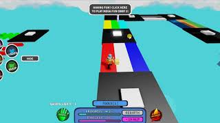 (ROBLOX) Mega Fun Obby Stage 200 - Stage 439