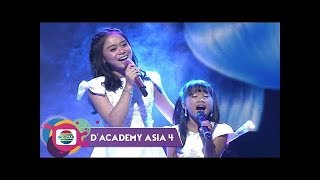 Wow Keren!! Duo Suara Hebat, Lesti & Zainatul Hayat  Ina  Berduet Di Da Asia 4 |