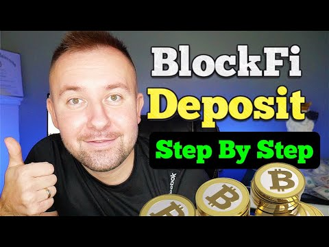 How To Deposit Money Into BlockFi In Under 5 Min - Easy Step By Step Guide