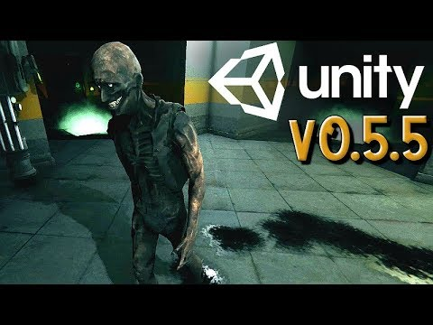 SCP Containment Breach Unity - Update (v0 5 5)