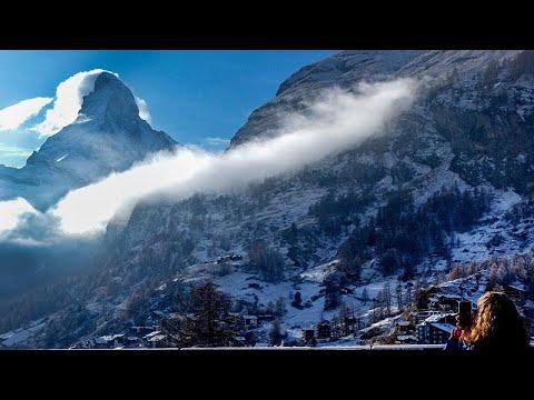 شاهد: مناظر تحبس الأنفاس خلال تجربة تسلق جبال ماترهورن السويسرية…  - نشر قبل 5 ساعة