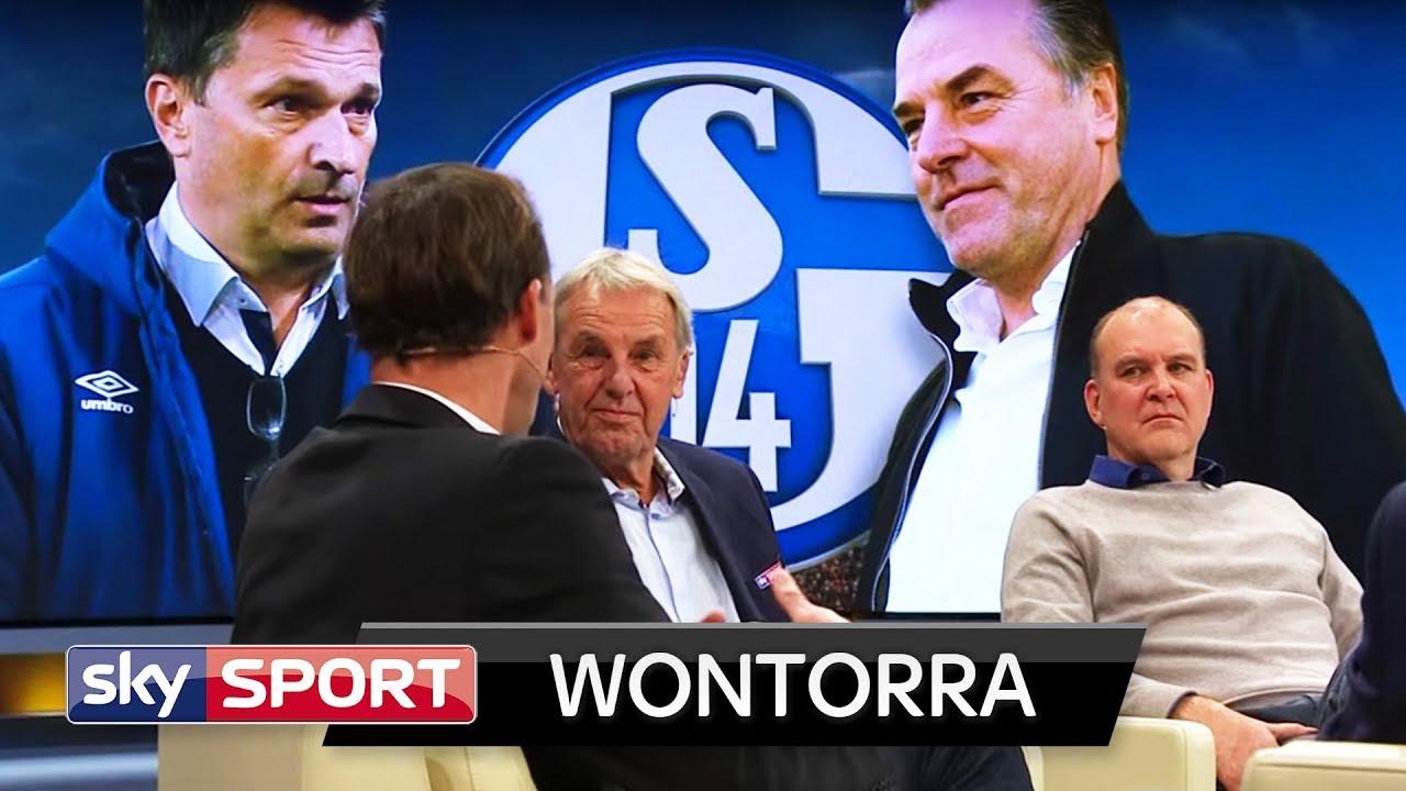Das Schalke Beben Heidel In Der Kritik Wontorra Der O2 Fußball