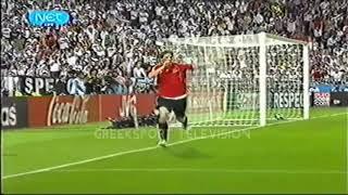 Γερμανία-Ισπανία 0-1 Στιγμιότυπα με Ελληνική Περιγραφή |Τελικός EURO 2008|