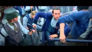 Assassin's Creed Unity   Кинематографичный трейлер