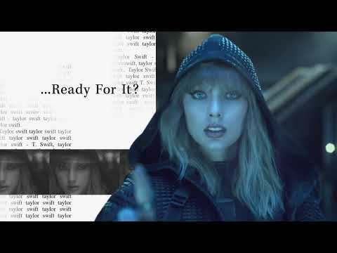 Taylor Swift - reputation (official Trailer)