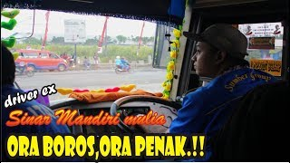 "Duel sengit sesama Sugeng Rahayu bersama driver suoss ex Panturaan ""Mr.Boros"""