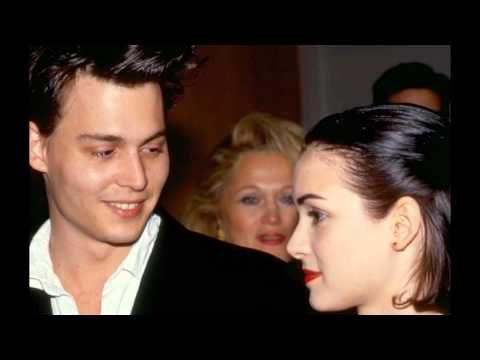 ♡ Johnny Depp & Winona Ryder ♡ -The One That Got Away