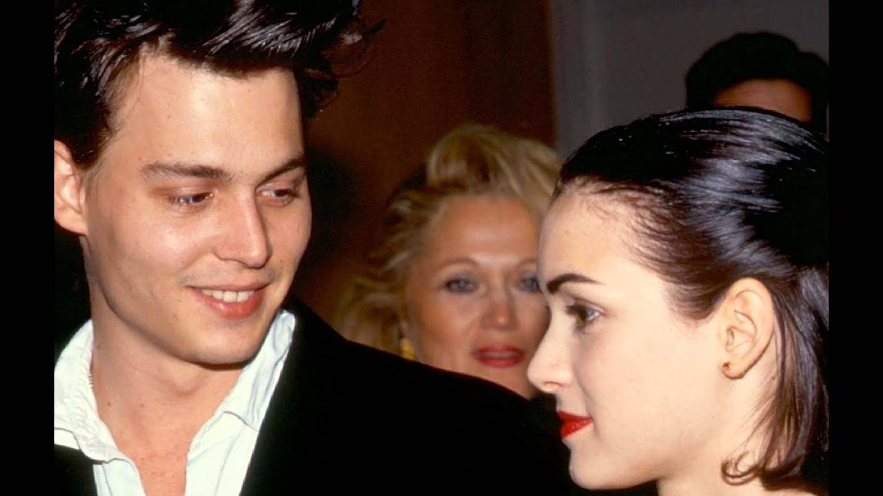 johnny depp amp winona ryder  the one that got away   youtube