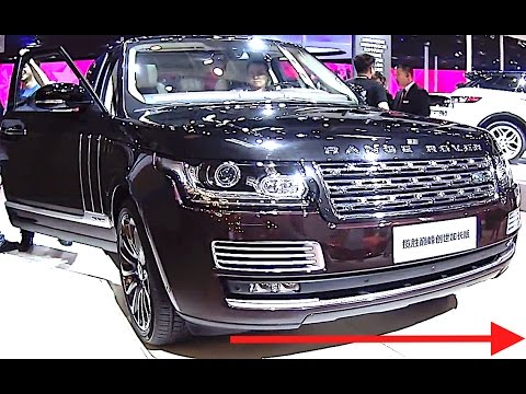 Range Rover Autobiography - best luxury...