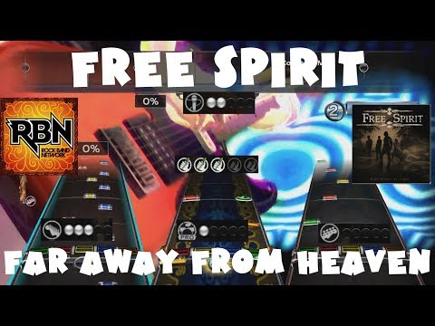 Free Spirit - Far Away From Heaven - Rock Band Network 1.0 Expert Full Band (June 3rd, 2011)