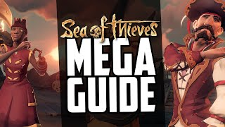 Sea of Thieves: New Player Guide [MEGA TIPS & TRICKS]