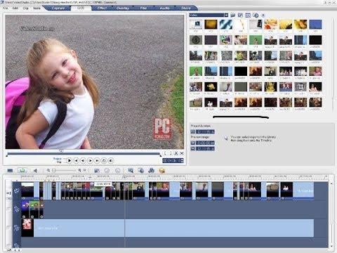 ulead video studio 10 part 7 overlay BY NOOR ACADEMY